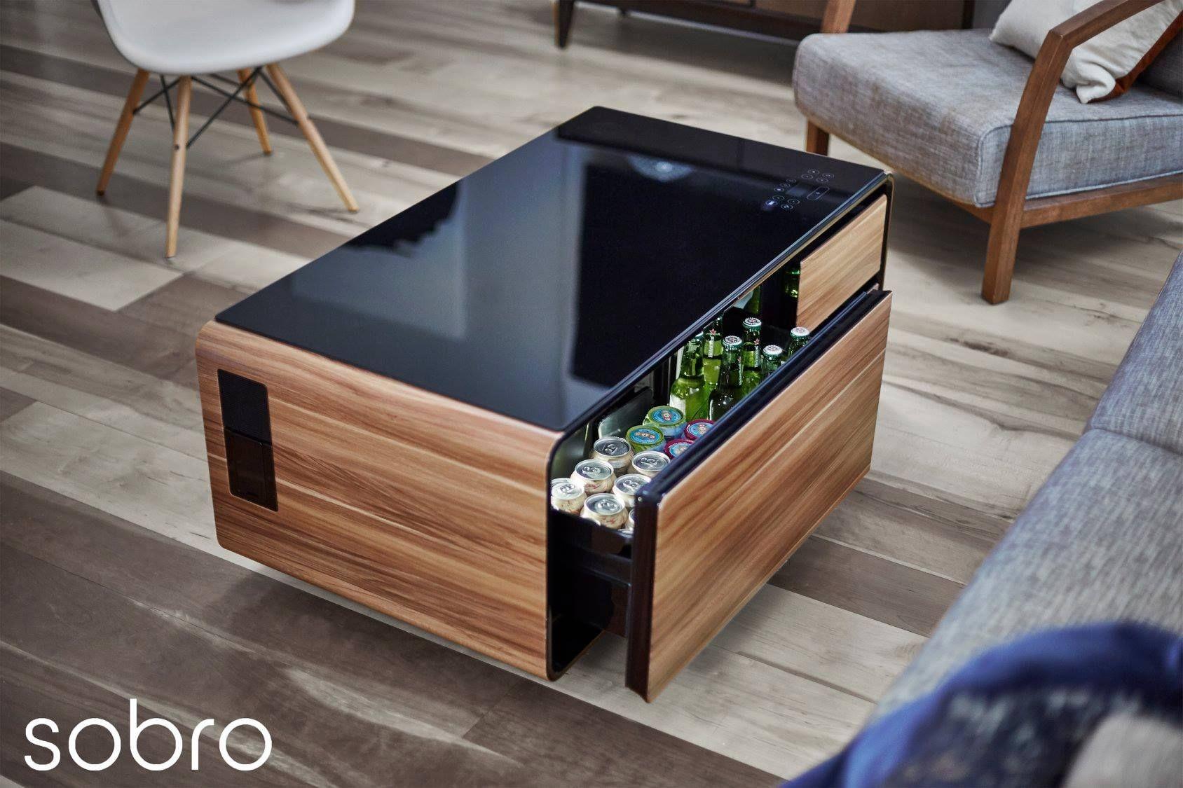 sobro smart coffee table by sobro design