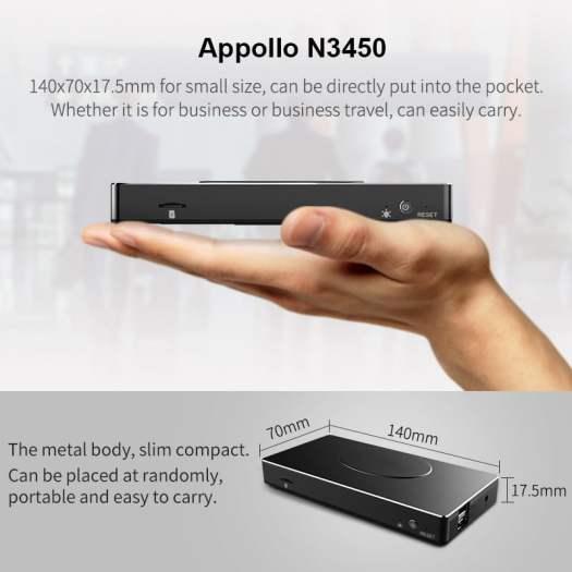 Mini PC APL100 Vbox