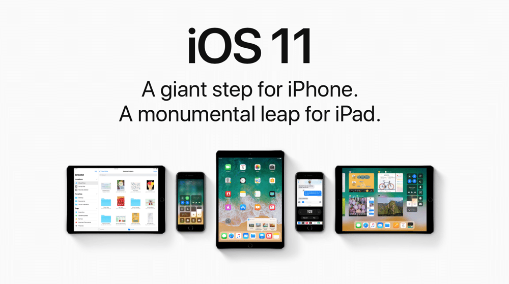 What has iOS 11 brought For Us?