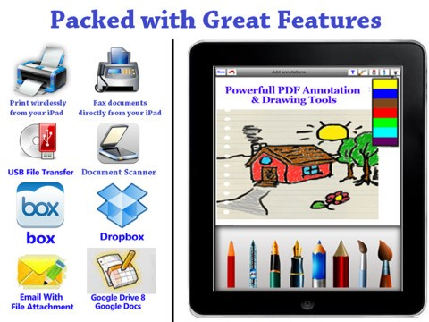 Document Writer Great Features