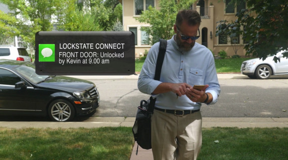 LockState raises $5.8 million to accelerate adoption of smart locks in homes