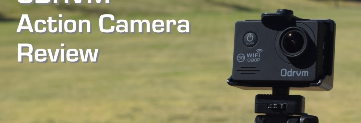 ODRVM WiFi action camera Header