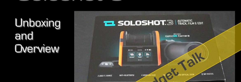 SoloShot 3 Cover