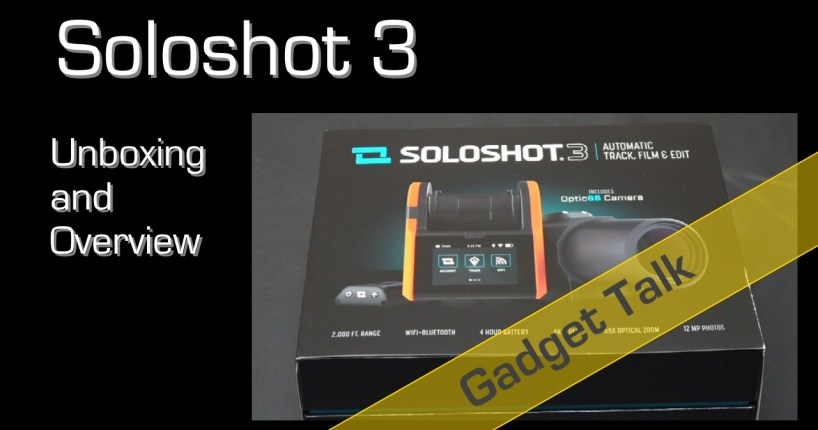 SoloShot 3 Cover