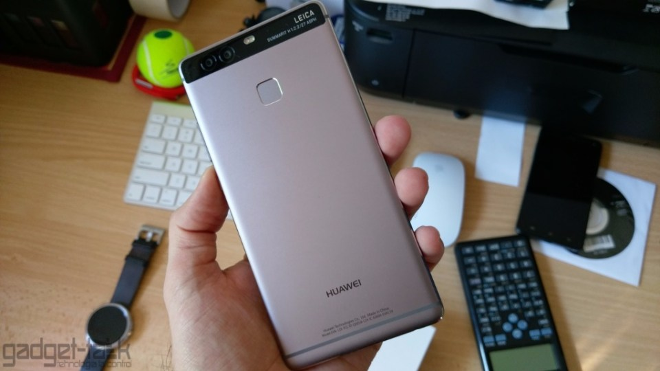 Huawei P9 nu primeste update Android Oreo
