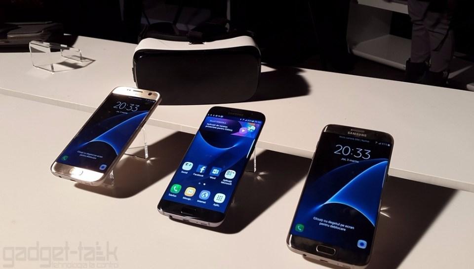 Cat ne costa achizitia telefonului Galaxy S7 la abonament