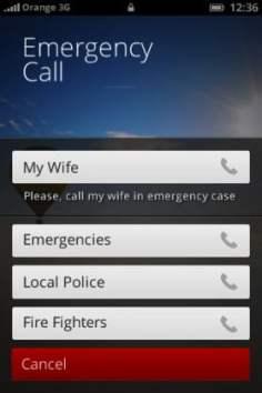 captura ecran Firefox OS