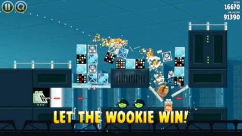 captura ecran Angry Birds Star Wars (3)