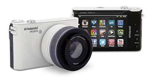 Camera foto Polaroid iM1836 lentile interschimbabile