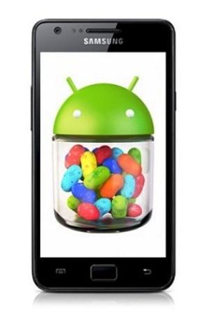 galaxy s2 gt-i9100 update la jellyean android 4.1