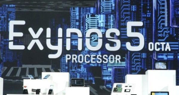 procesor samsung Exynos 5 octa