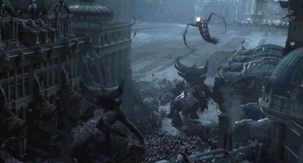 Blizzard Starcraft 2 heart of the swarm trailer Vengeance