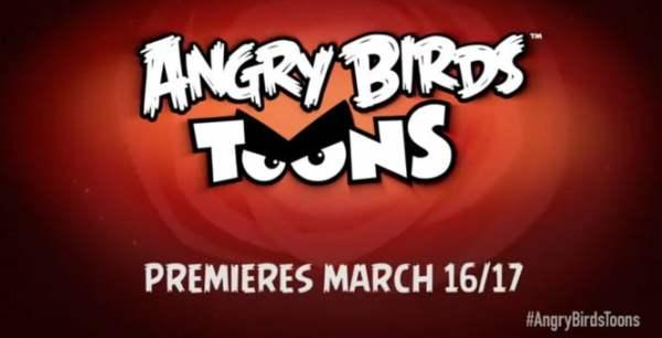 Desene animate Angry Birds