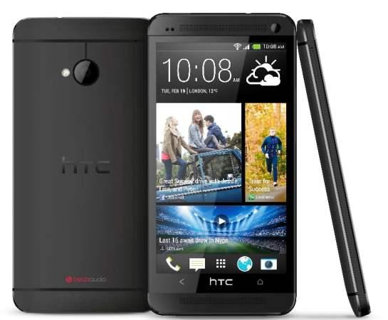HTC One_Negru