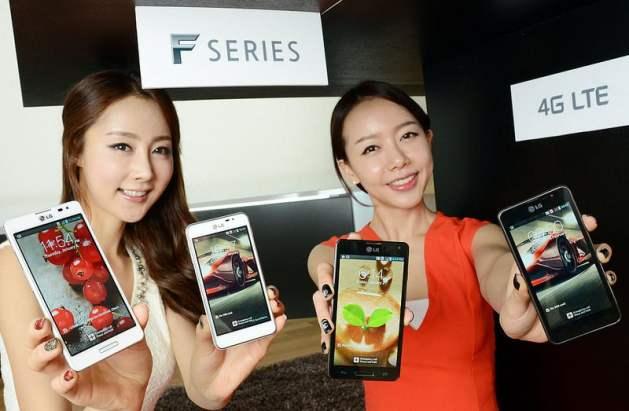Prezentare seria LG Optimus F (1)