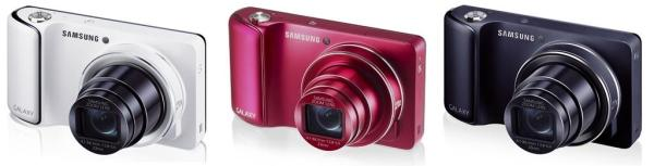 Samsung GALAXY Camera WiFi-only Android