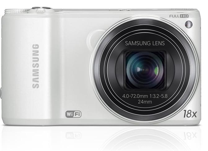 Samsung SMART CAMERA WB250F modelul alb (1)