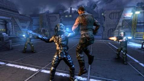 Joc Alien vs Predator Evolution screenshot (2)