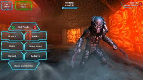 Joc Alien vs Predator Evolution screenshot (3)