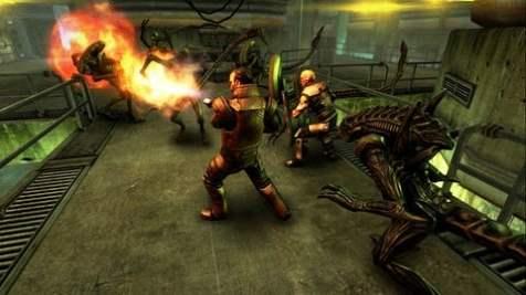 Joc Alien vs Predator Evolution screenshot