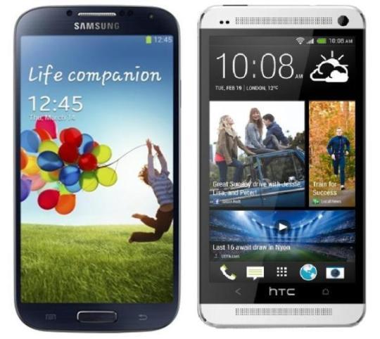 Galaxy-S4-vs-htc-one