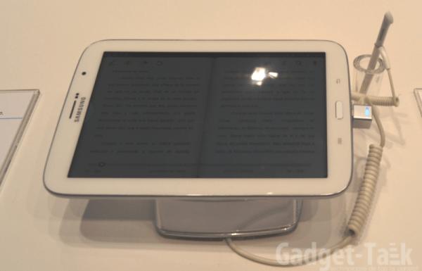 tableta Galaxy Note 8.0