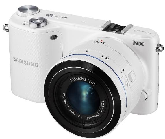 Smart NX2000 White 1