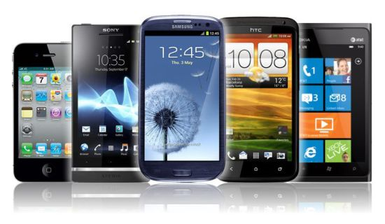 Vanzarile de smartphone