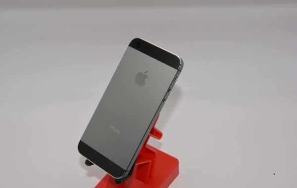 Apple Iphone 5S gri