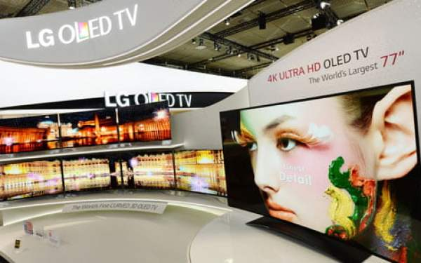 LG Ultra HD OLED TV 77""