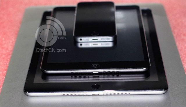 Tabletele Apple iPad 5 si iPad mini 2