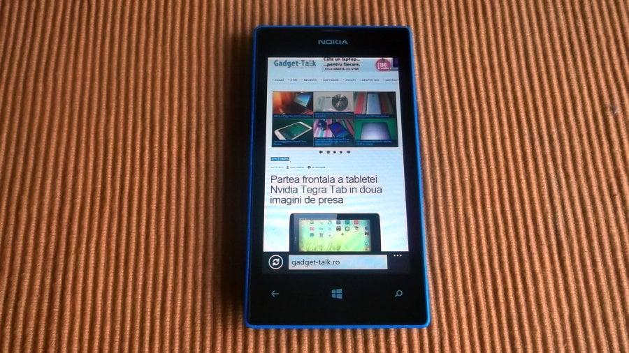 lumia 520 primeste actualizare lumia cyan