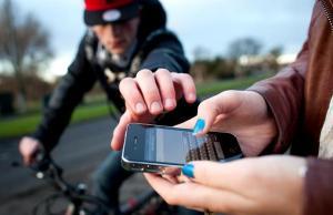 smartphone anti-theft measure in california