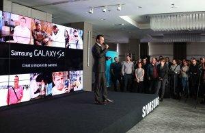 Galaxy S5 lansat oficial