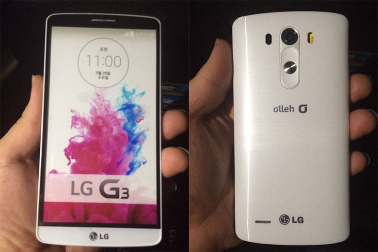 Specificatii LG G3