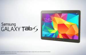 galaxy tab s hands-on