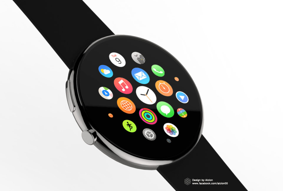 Apple Watch concept