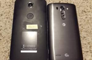 Nexus 6 fotografiat