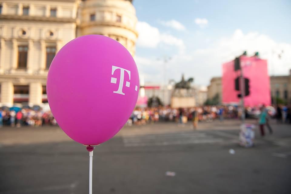 Compania Telekom Romania amendata cu 200.000 lei
