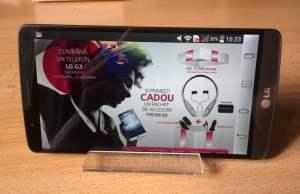campanie promotionala LG G3