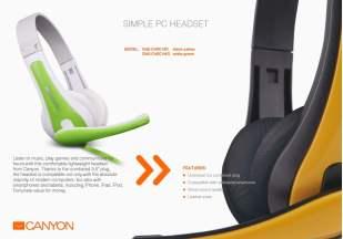 canyon accesorii de sarbatori casti headset 3