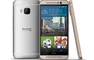 Imaginile de prezentare ale telefonului HTC One M9