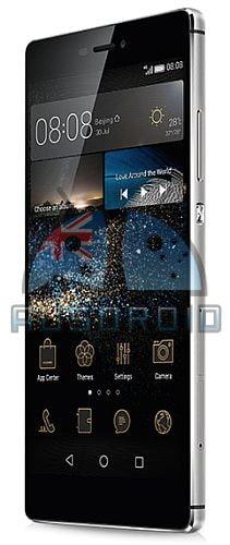 Huawei-P8-Silver-Black
