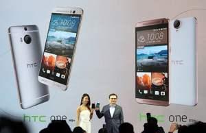 HTC One M9+ anuntat in China