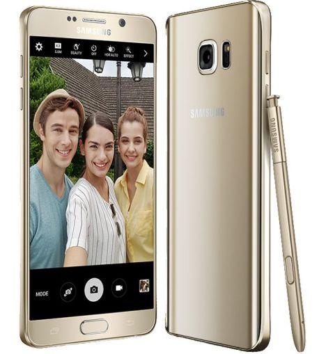 eMAG vinde Galaxy Note 5 Gold