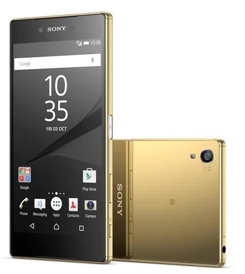 Sony lanseaza telefoanele Xperia Z5