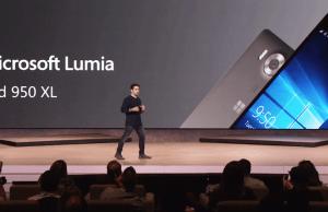 Micosoft anunta Lumia 950