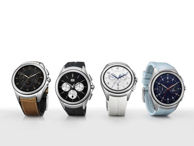 LG a lansat a doua generatie Watch Urbane