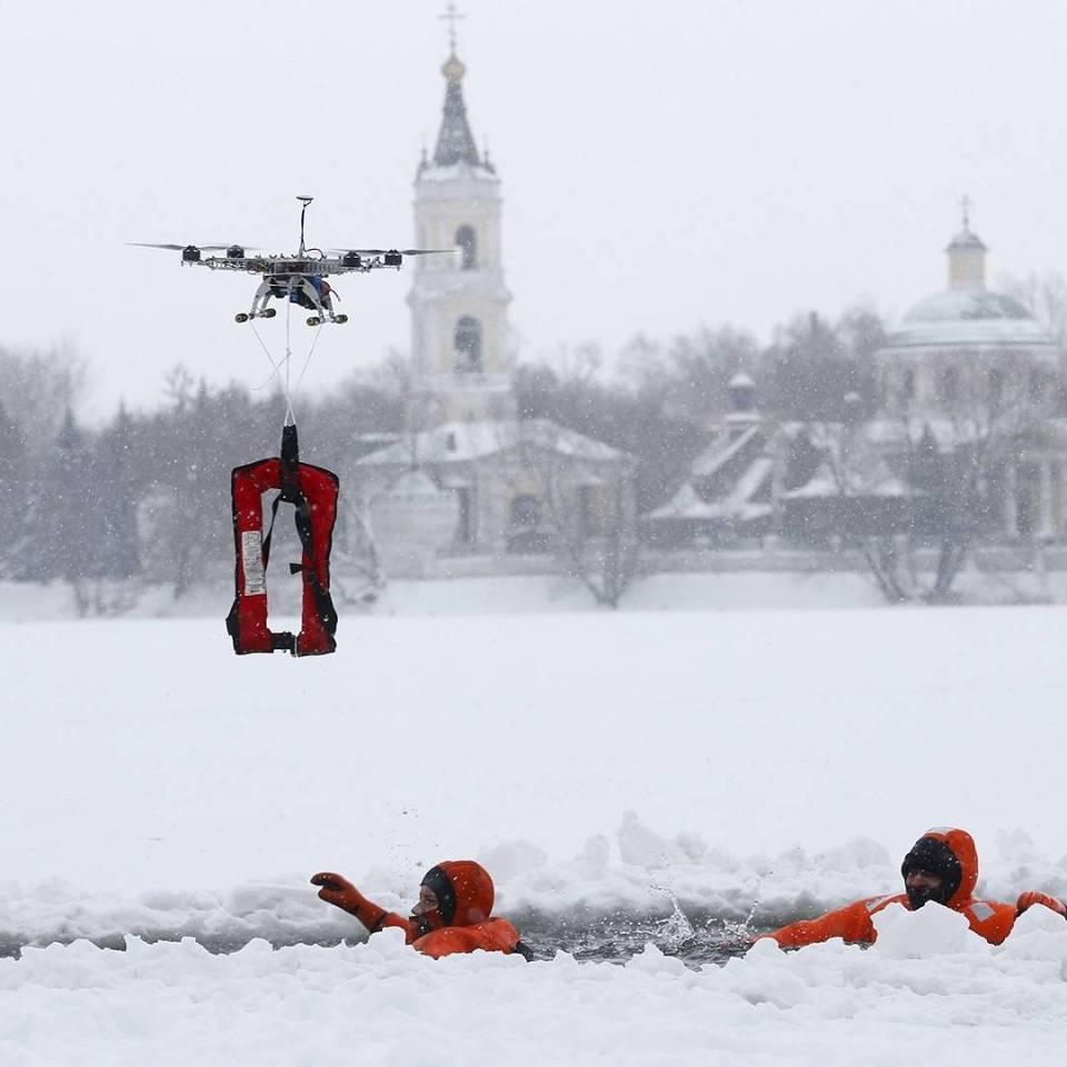 drona-salvare