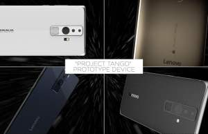 Google anunta primul smartphone sub proiectul Tango